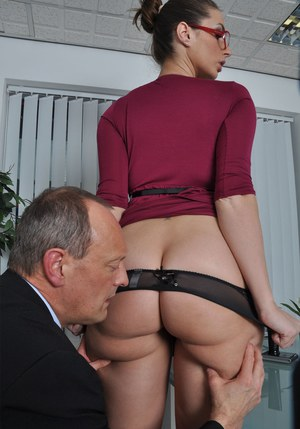 Naked Office Ass Pics