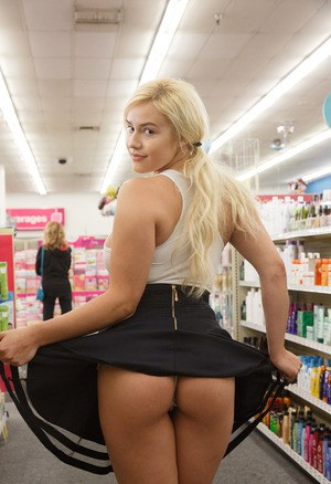 Naked Ass In Public Pics